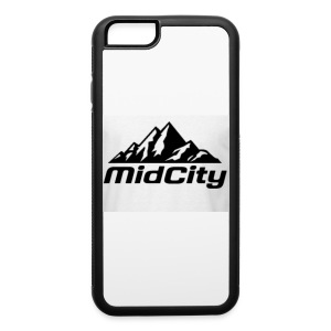 MidCity Accessories - iPhone 6/6s Rubber Case