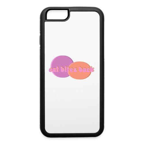 Cat Bites Back - iPhone 6/6s Rubber Case