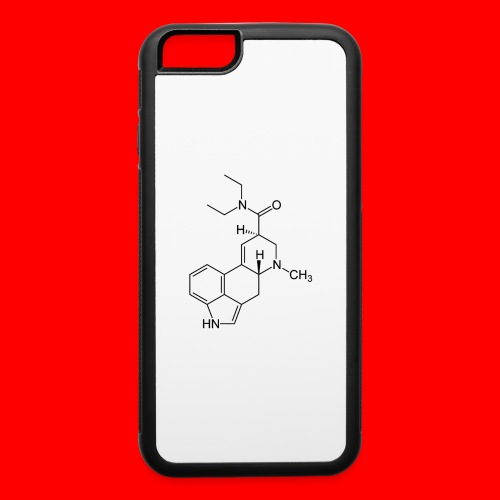 OxyGang: LSD Molecule Products - iPhone 6/6s Rubber Case