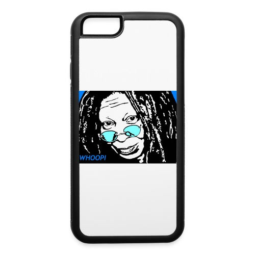 WHOOPI - iPhone 6/6s Rubber Case