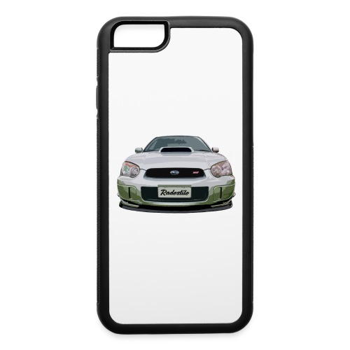 Subaru WRX Second Generation - iPhone 6/6s Rubber Case