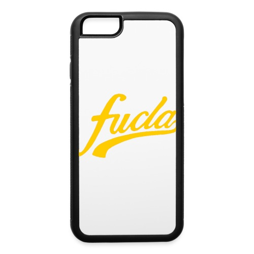FUCLA Shirt - iPhone 6/6s Rubber Case