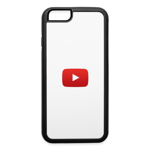 YouTube social icon2 jpg - iPhone 6/6s Rubber Case
