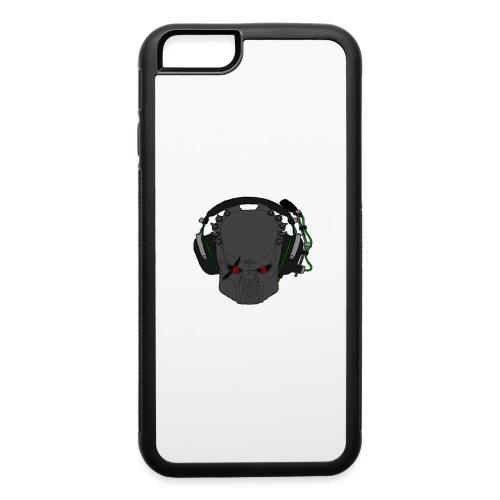 Predator Mask - iPhone 6/6s Rubber Case
