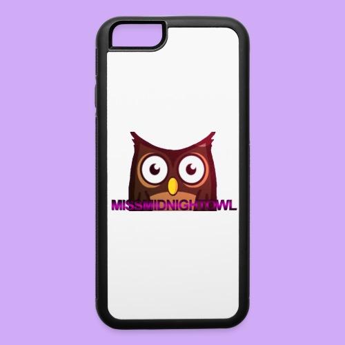 MissMidnightOwl Phone Cases - iPhone 6/6s Rubber Case