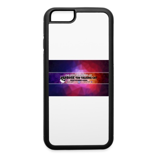 Verbose Banner - iPhone 6/6s Rubber Case