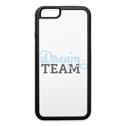 DreamTeam Phone case (Blue) - iPhone 6/6s Rubber Case