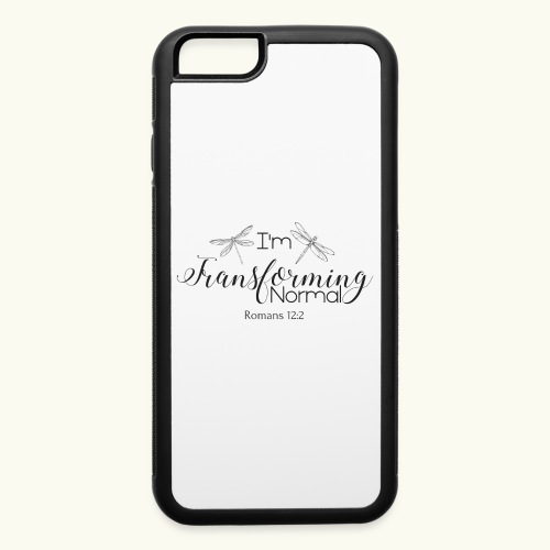 I'm Transforming Normal - iPhone 6/6s Rubber Case