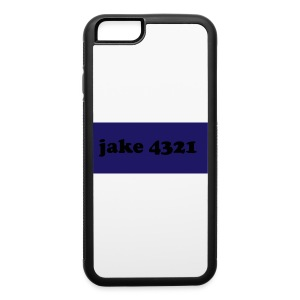 jakes logo - iPhone 6/6s Rubber Case