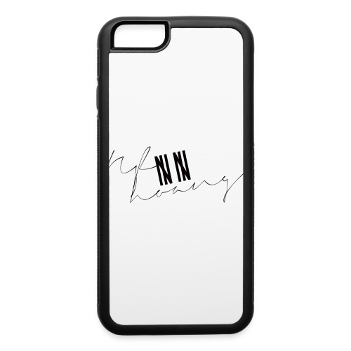 Nf8hoang           (Black) - iPhone 6/6s Rubber Case