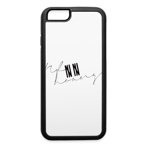 Nf8hoang |||| |||| (Black) - iPhone 6/6s Rubber Case