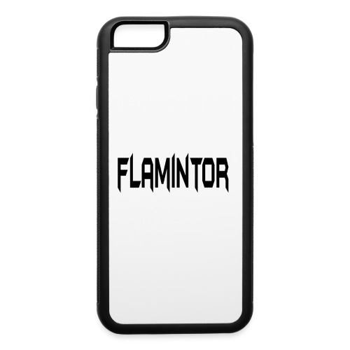 FLAMINTOR - iPhone 6/6s Rubber Case