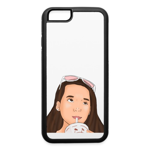 Annie Leblanc In-N-Out - iPhone 6/6s Rubber Case