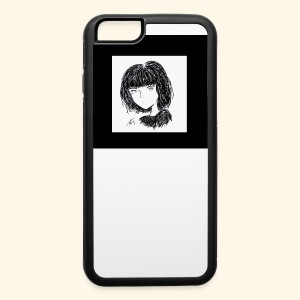 Cheri - iPhone 6/6s Rubber Case