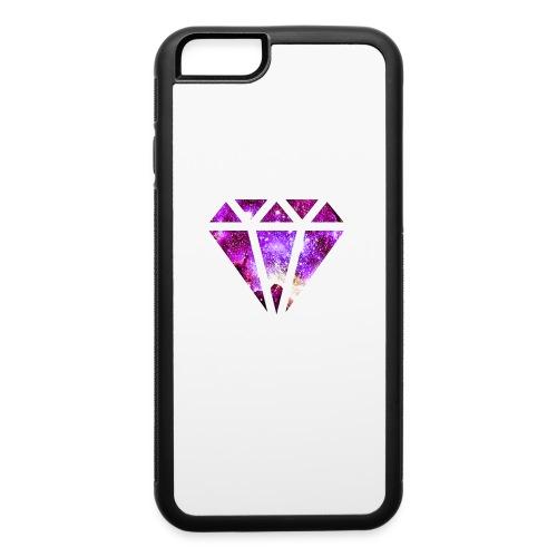 Purple diamond - iPhone 6/6s Rubber Case