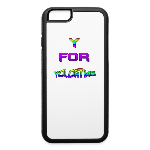 y for yoloatme - iPhone 6/6s Rubber Case