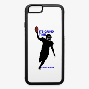 GRIND TIME FOOTBALL CASE - iPhone 6/6s Rubber Case