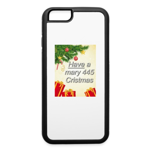 Have a Mary 445 Christmas - iPhone 6/6s Rubber Case