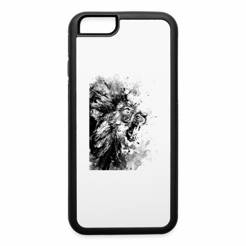 Lion Art Case *Limited Edition* - iPhone 6/6s Rubber Case
