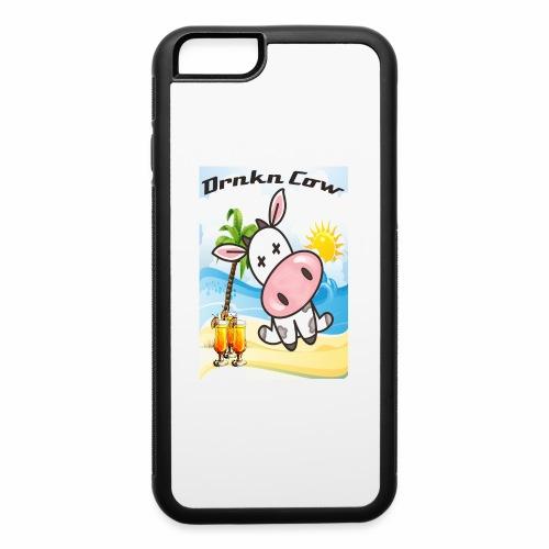 Drunken Cow Beach - iPhone 6/6s Rubber Case