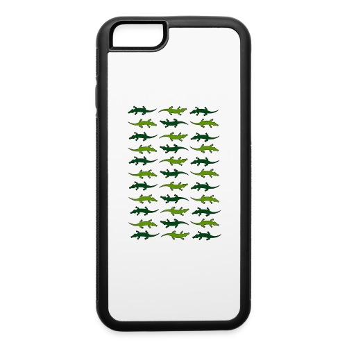Crocs and gators - iPhone 6/6s Rubber Case