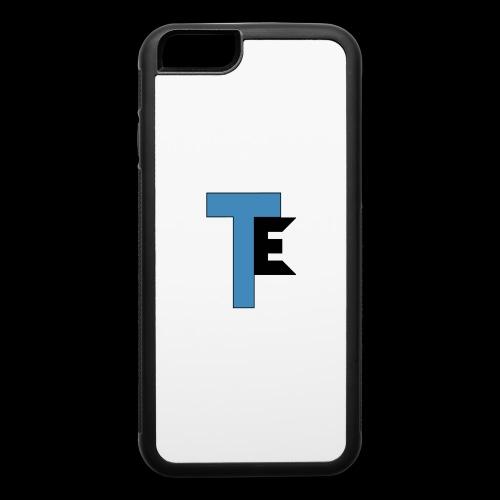 The Second Team Exelfiny Logo - iPhone 6/6s Rubber Case