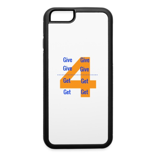 Forgive & Forget - iPhone 6/6s Rubber Case