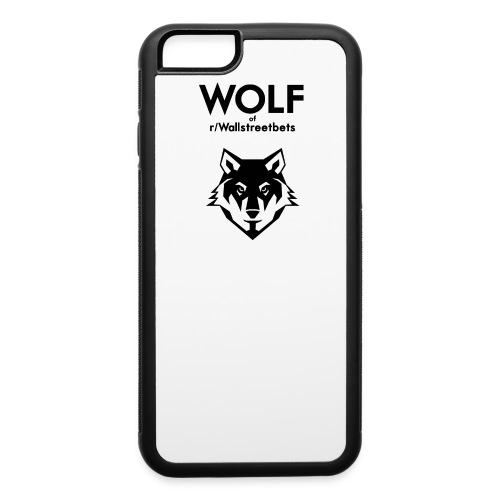Wolf of Wallstreetbets - iPhone 6/6s Rubber Case