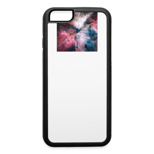 the galaxy case - iPhone 6/6s Rubber Case