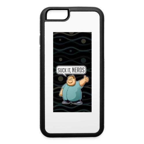nerdiphone5 - iPhone 6/6s Rubber Case
