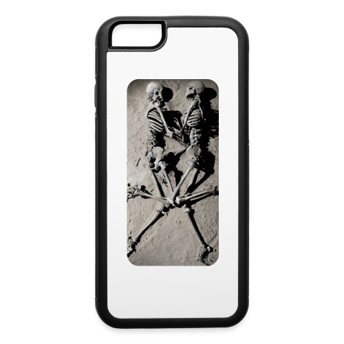 iphone skeletons - iPhone 6/6s Rubber Case