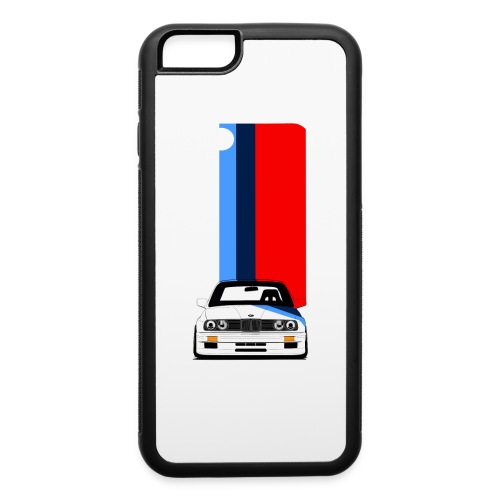 iPhone M3 case - iPhone 6/6s Rubber Case