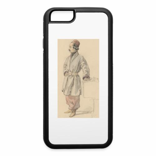 rs portrait sp 01 - iPhone 6/6s Rubber Case