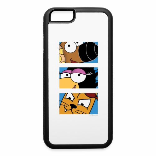 Rantdog Trio - iPhone 6/6s Rubber Case