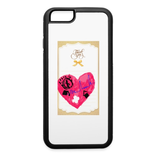 Heart of Economy 1 - iPhone 6/6s Rubber Case