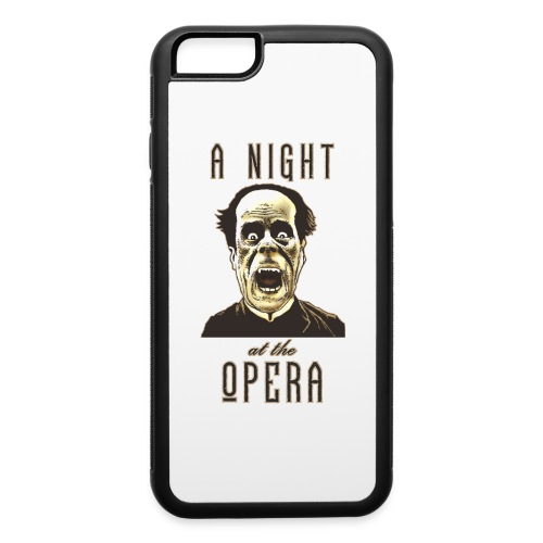 A Night at the Opera - iPhone 6/6s Rubber Case