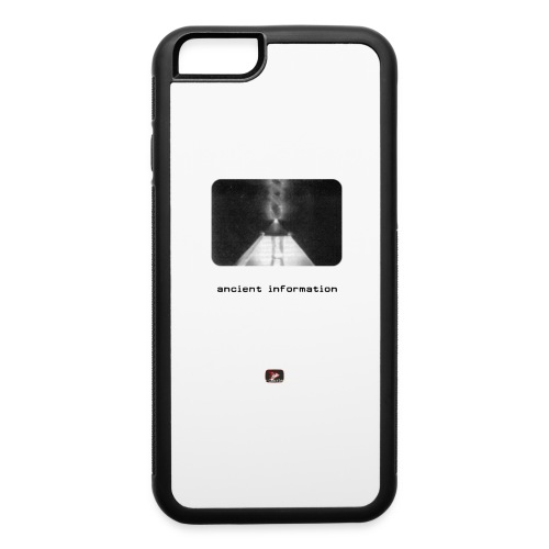 'Ancient Information' - iPhone 6/6s Rubber Case