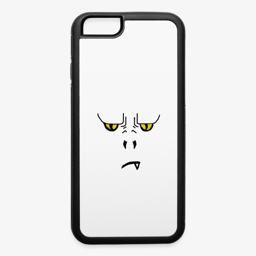 Furious Reptilian from Hell - iPhone 6/6s Rubber Case