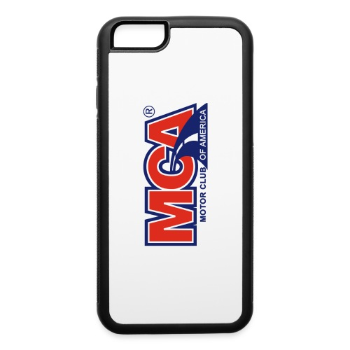 MCA Logo Iphone png - iPhone 6/6s Rubber Case