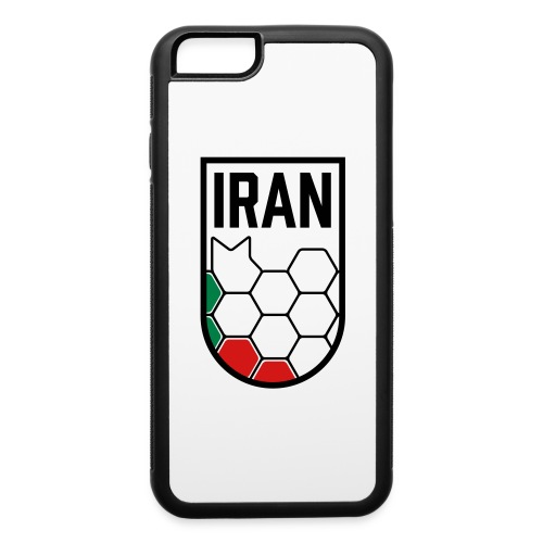 Iran Football Federation Crest - iPhone 6/6s Rubber Case