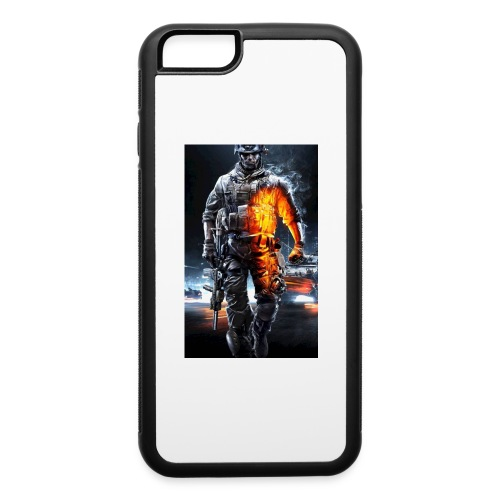 Cod fan - iPhone 6/6s Rubber Case