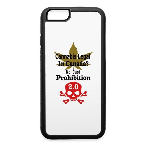 prohibition - iPhone 6/6s Rubber Case