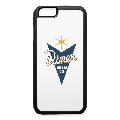 Diner Brew Company - iPhone 6/6s Rubber Case