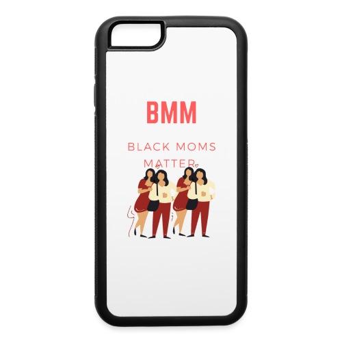 BMM wht bg - iPhone 6/6s Rubber Case