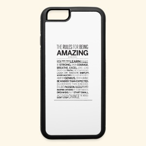 Amazing collection - iPhone 6/6s Rubber Case