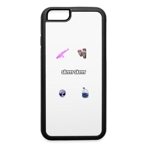 Skrrr skrrr items - iPhone 6/6s Rubber Case