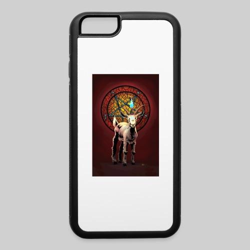 Baby Baphomet - iPhone 6/6s Rubber Case
