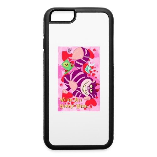 Cheshire Cat - iPhone 6/6s Rubber Case