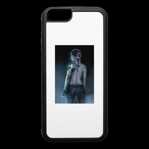 ErikaCosplay Bucky - iPhone 6/6s Rubber Case