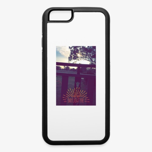 Daylight savings sunset - iPhone 6/6s Rubber Case